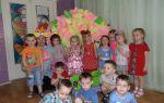 День рождения в 1 младшей группе детского сада. сценарий праздника