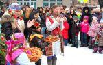 Праздник масленицы в начальной школе на улице