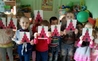 Конспект занятия в средней группе детского сада. наша страна — россия