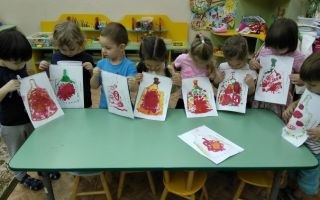 Конспект занятия в подготовительной группе по фгос. традиции русских людей