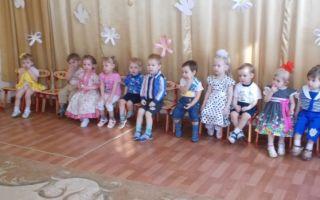 Сценарий весенней музыкальной сказки для детей старшей группы