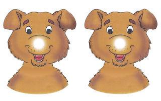 Конспект занятия в группе раннего возраста для детей 1-2 лет. собачка