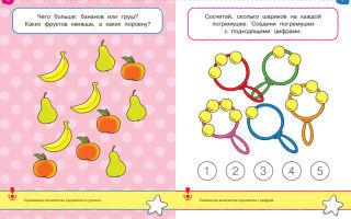 Тесты для детей 6-8 лет