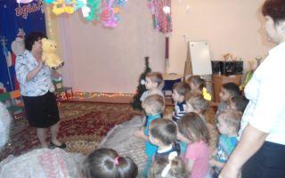 Музыкальное занятие во 2 младшей группе