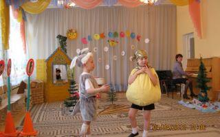 Сказка «колобок» на новый лад. сценарий для детей по ролям
