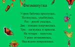 Стихи про насекомых для детей 3-4 лет