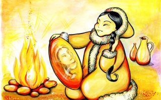 Нанайская сказка «айога»