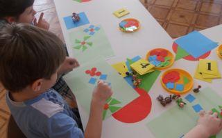 Конспект нод по математике в подготовительной группе детского сада. предыдущее и последующее числа
