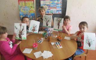 Конспект комплексного занятия в старшей группе детского сада. месяцы года