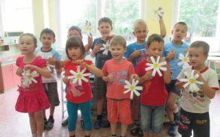 Развлечение ко дню семьи для детей и родителей старшей группы в детском саду