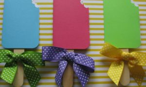 Как сделать приглашение на день рождения своими руками