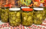 Заготовки из огурцов на зиму. рецепты