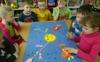 Беседа о звездах для детей. старшая – подготовительная группа