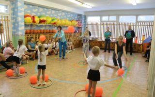 Сценарий праздника «папа, мама я — спортивная семья» в детском саду. средняя группа
