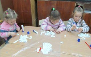Творческие игры для дошкольников 4-5 лет