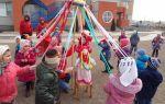 Сценарий развлечения «проводы зимы» в старшей группе детского сада