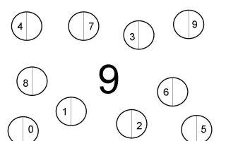 Конспект нод по математике в подготовительной группе. состав числа 7
