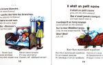 Считалки и песенки на французском языке для 2-3 классов