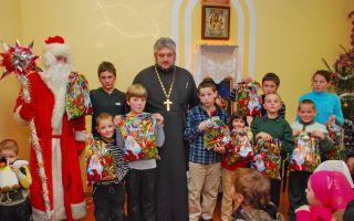 Сценарий праздника на рождество для детей воскресной школы