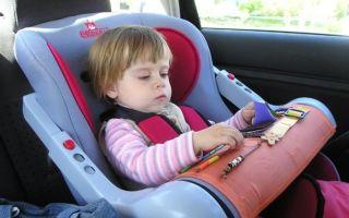 Игры в дороге для ребёнка от 1 до 3 лет
