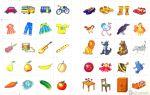 Игры на развитие речи и мышления у дошкольников 3-4 лет