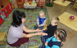 Конспекты занятий в подготовительной группе детского сада