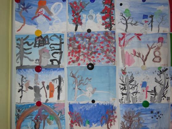 Доклад на тему рисование в детском саду 3737