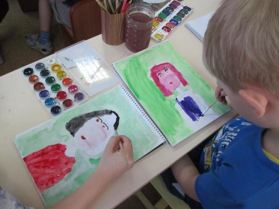 Доклад на тему рисование в детском саду 7425
