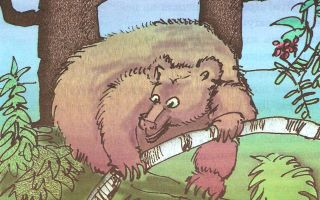 Паустовский «дремучий медведь»