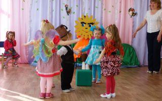Сценарий весеннего праздника в старшей группе детского сада