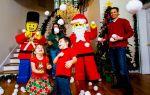 Игры и конкурсы на новогоднем празднике дома