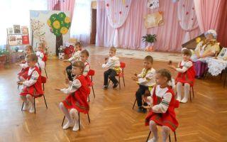 Сценарий музыкальной гостиной для детей подготовительной группы доу