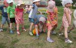 Летние подвижные игры для детей на свежем воздухе