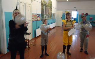 Инсценировка на тему «спорт» для учащихся начальной школы