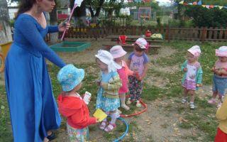 Сценарий праздника путешествия в младшей группе детского сада