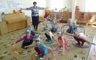 Подвижные игры в домашних условиях для детей 5-8 лет