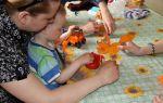 Занятие по развитию речи в детском саду для детей 1-2 лет