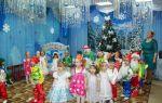 Рождественский праздник в детском саду. сценарий