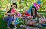 Сценарий дня рождения на природе для детей 9-10 лет