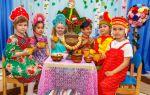 Сценарий фольклорного развлечения для детей группы раннего возраста в детском саду