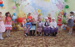 Развлечение к 8 марта в детском саду. подготовительная группа