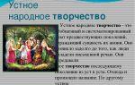 Сценарий праздника в начальной школе. герои устного народного творчества