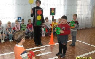 Конспект занятия по пдд в подготовительной группе детского сада по фгос. тема: улица