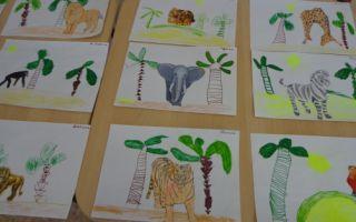 Конспект занятия в старшей группе детского сада. окружающий мир. забота о животных