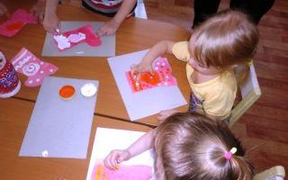 Конспект занятия в младшей группе детского сада на тему: «мы такие разные»
