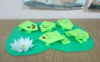 Конспект познавательного занятия в подготовительной группе на тему: жаба