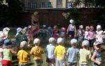 День семьи в детском саду. сценарий