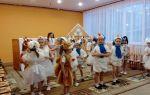 Театрализованное представление на новый год в детском саду. сценарий для старшей группы