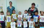 Конспект занятия в детском саду в подготовительной группе. рисование бордюров
