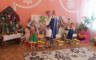Сценарий на масленицу для детей старшей и подготовительной групп